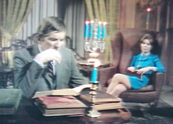 Barnabas and Maggie discuss what to do about the children