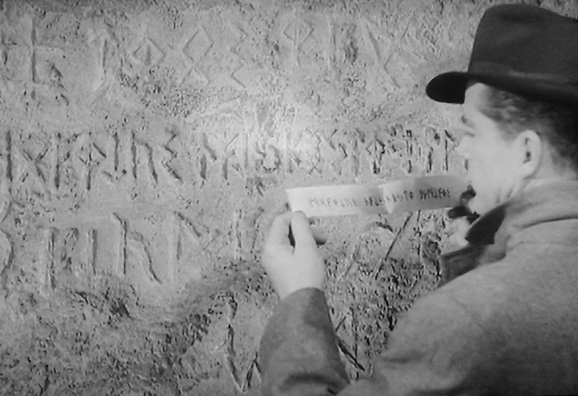 Dana Andrews said prunes gave him the runes...
