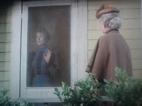 Oh, Mrs. Churchill--do come in. Someone has killed Father