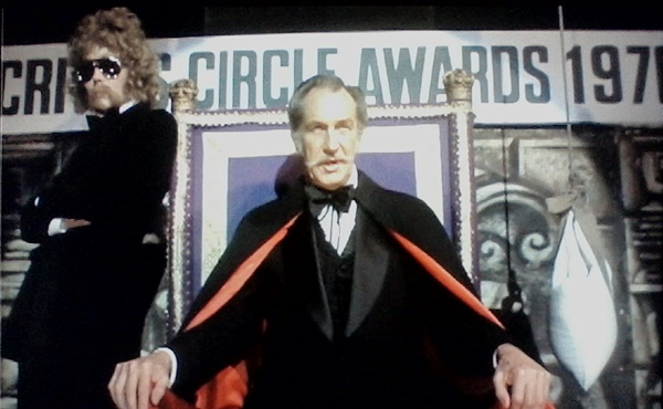 Critics Circle Awards 1970