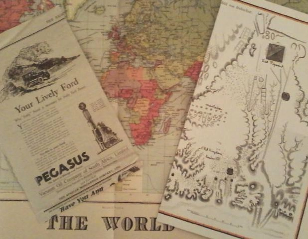 Props: Map of the World
