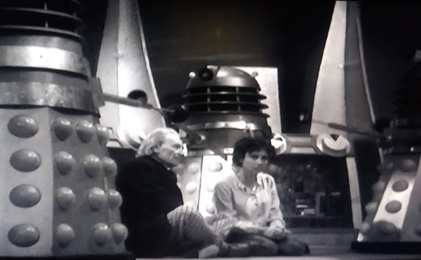 Dalek interrogation