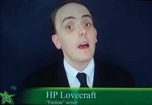 HP Lovecraft apologizes